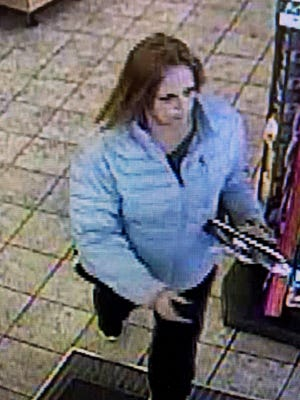 The Licking County Sheriff's Office reports a wallet containing a debit card was stolen from Timber Ridge Horse Farm in Alexandria. They said the suspects, described as a white female, 30-40 years old with long, blonde hair, and a white male, 20-30 years old with short brown hair and a beard.