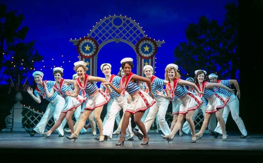 """Performances for Irving Berlin's """"Holiday Inn"""" will continue through Dec. 30 at Paper Mill Playhouse in Millburn,"""