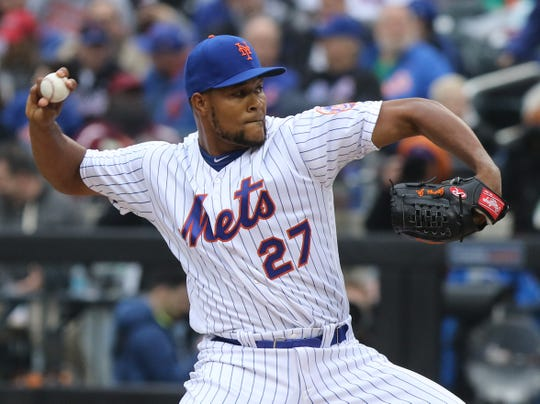 The Met are reportedly bringing back reliever Jeurys Familia.