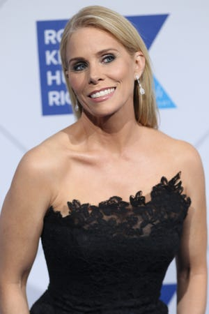 Cheryl Hines is shown at the Robert F. Kennedy Human Rights 2018 Ripple of Hope Gala in New York City, Wednesday, December 12, 2018. Hines will kick off the 2019 Rancho Mirage Speaker Series on Jan. 15.