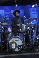 "The Roots' Ahmir ""Questlove"" Thompson."