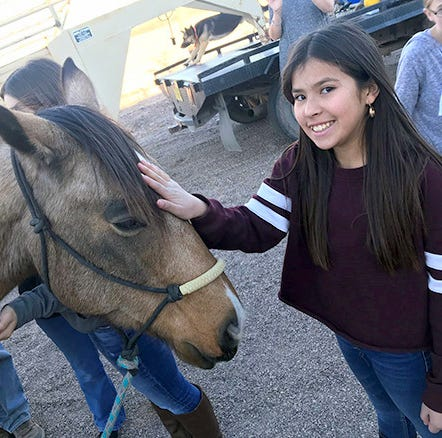 Forward New Mexico gives middle school students glimpse into careers in health science