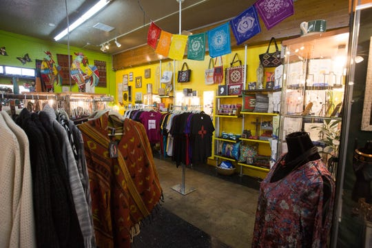 The merchandise selection at Spirit Winds will soon have a greater emphasis on New Mexico producers and artists, with rotating artist showcases.