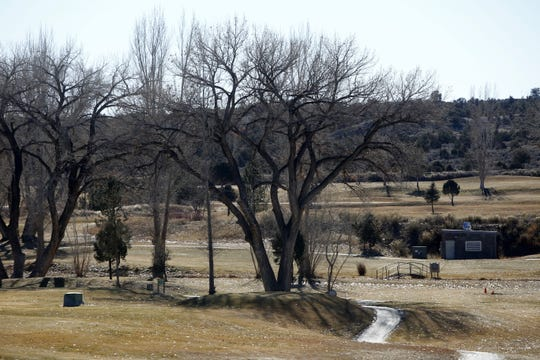 The Aztec Municipal Golf Course, seen here on Thursday, was leased in 2015 with the hope the facility would pay its own way.