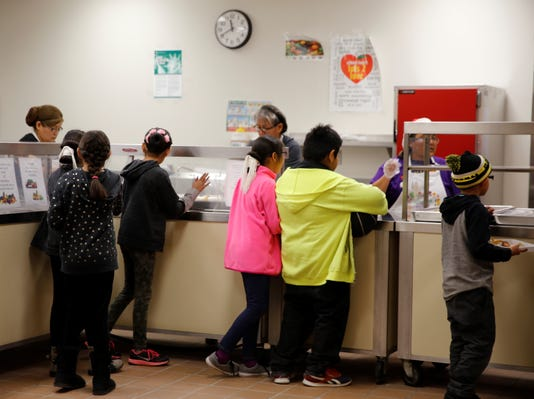 ccsd elementary schools earn awards for healthy meals fitness
