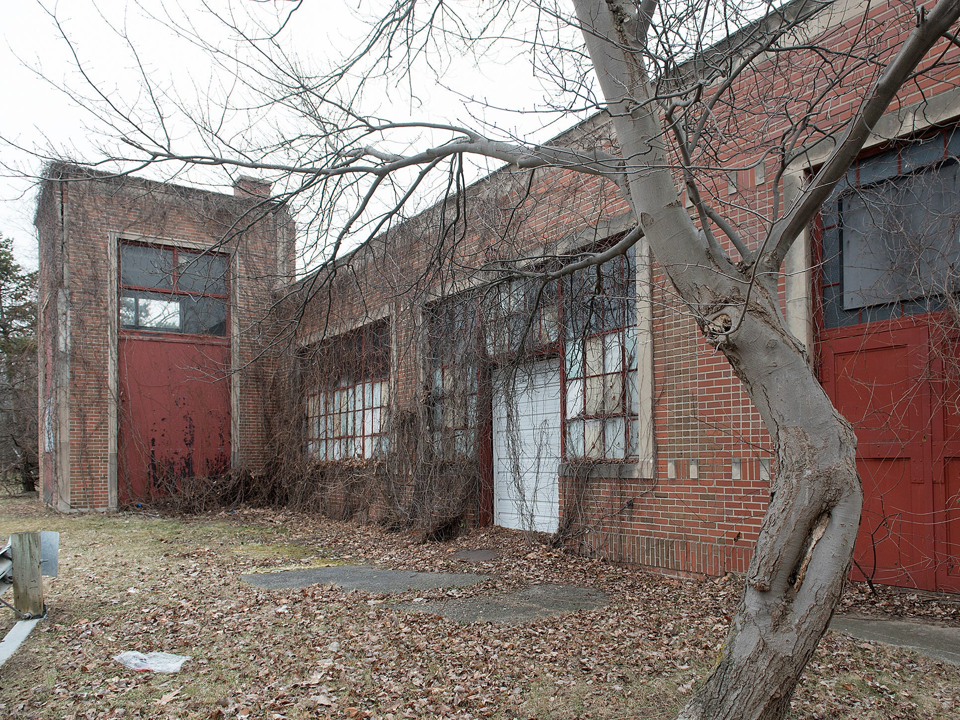 Phoenix Mill, located at Northville Road and Five Mile Road, is proposed for rezoning.