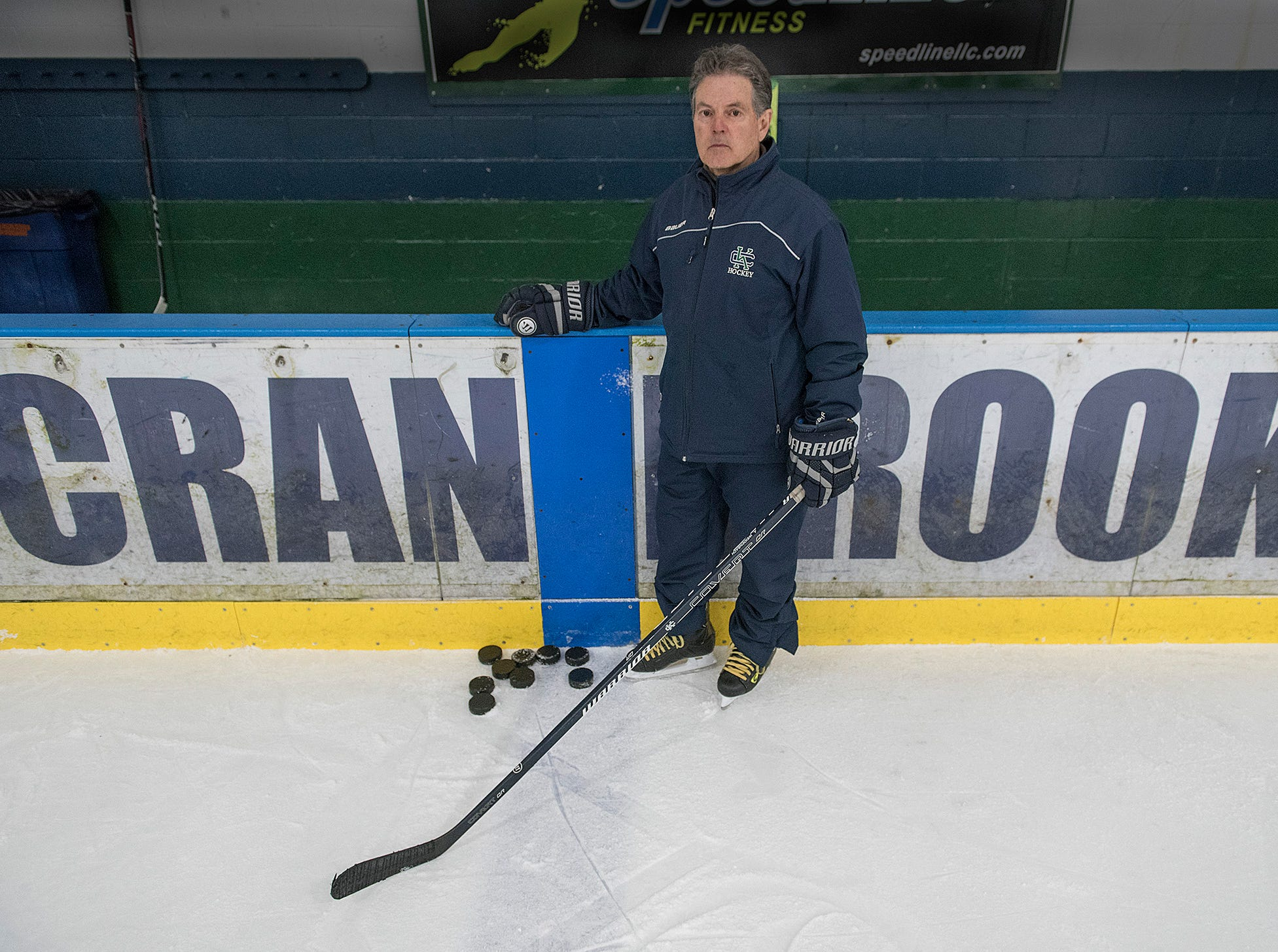 Cranbrook Hockey Coach Andy Weidenbach will retire after 26 seasons with the Cranes.