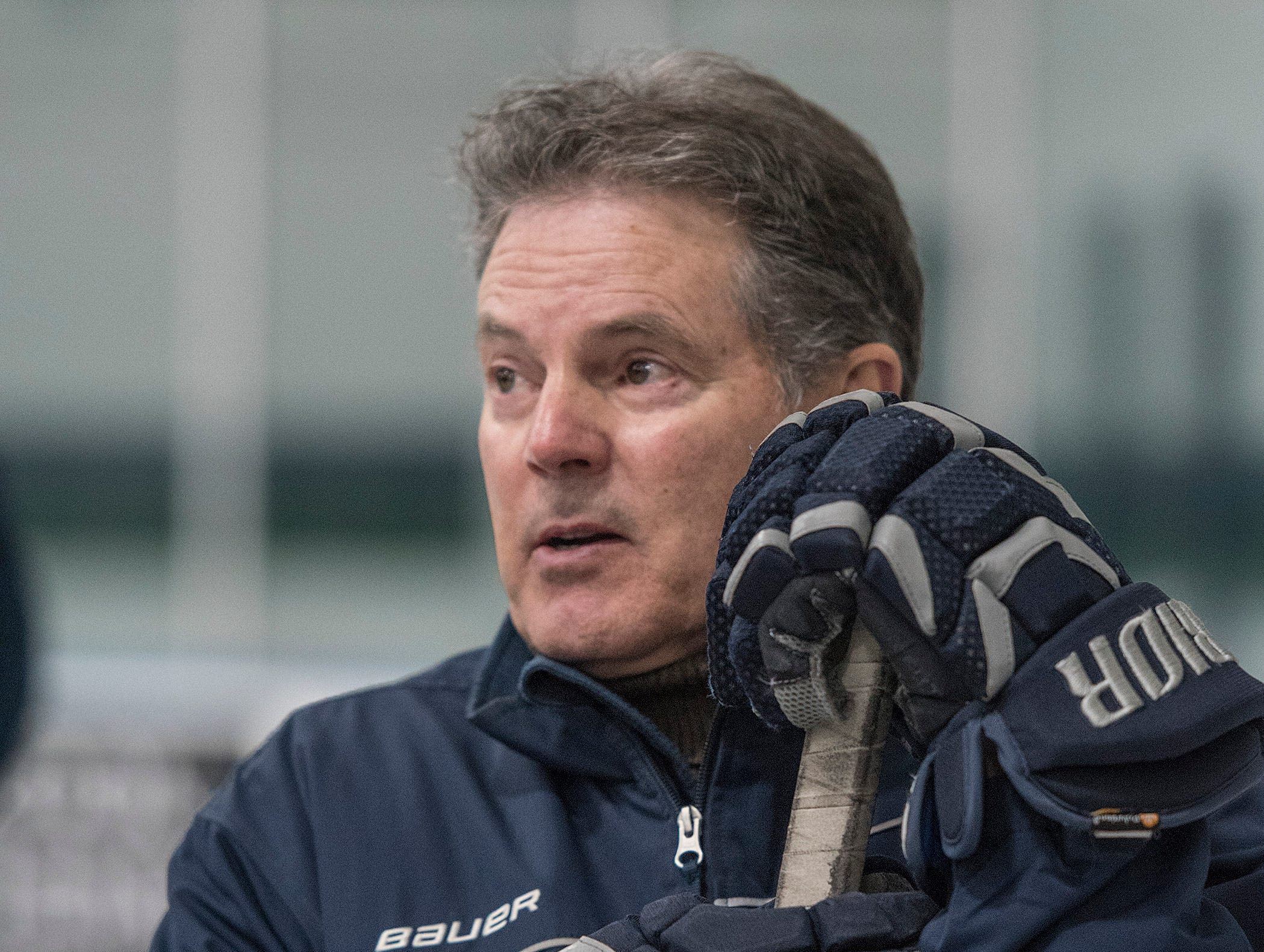 Cranbrook Hockey Coach Andy Weidenbach is retiring at the end of this season.