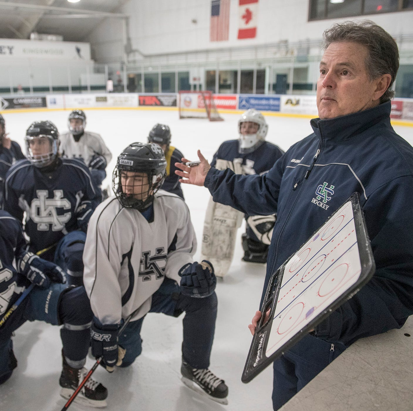 Making an impact is Weidenbach's hockey legacy at Cranbrook Kingswood
