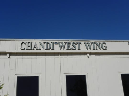 The Chandi West Wing donated by Nachhattar Singh Chandi