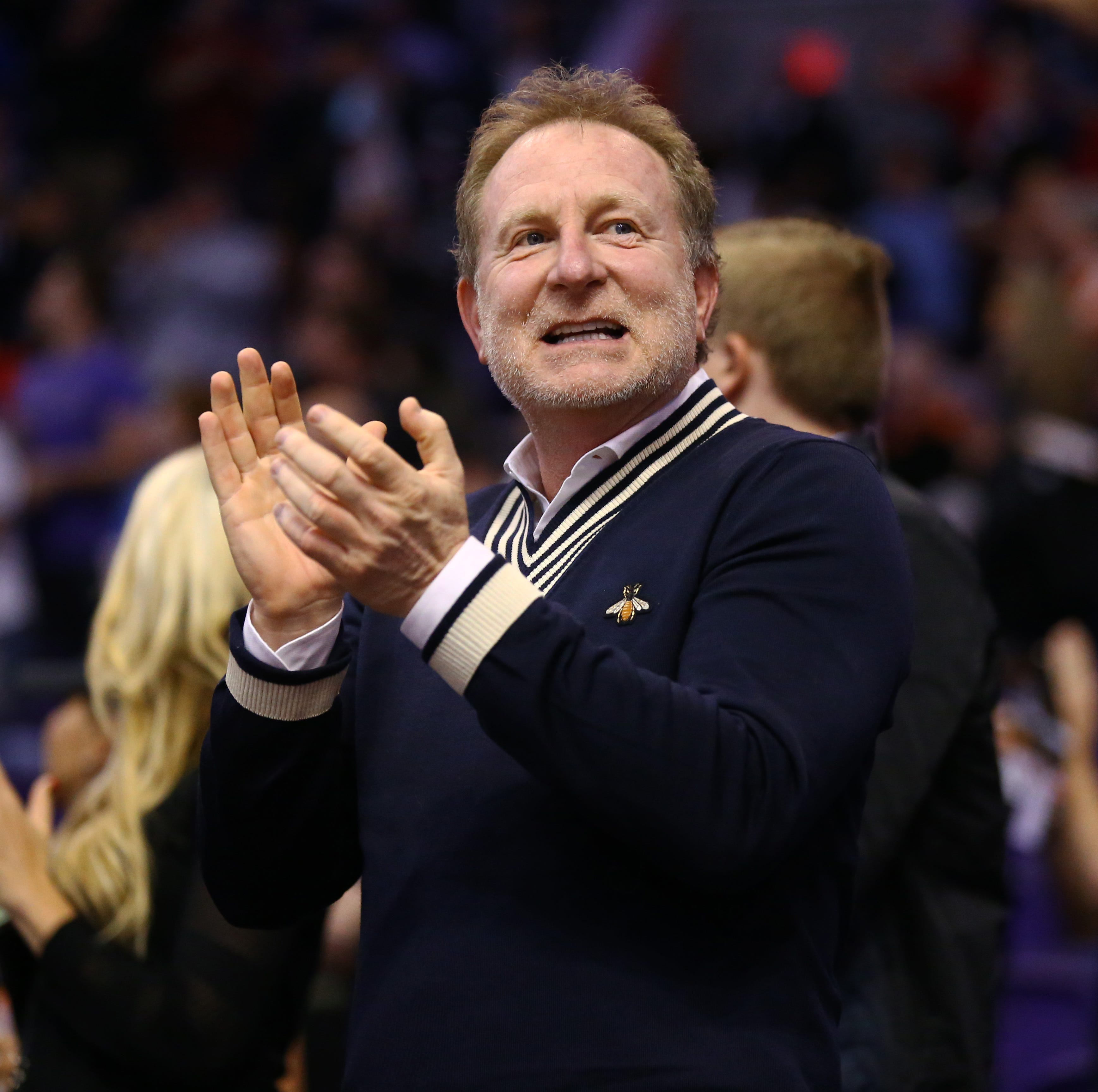 Robert Sarver: 'Phoenix Suns are not leaving Phoenix'