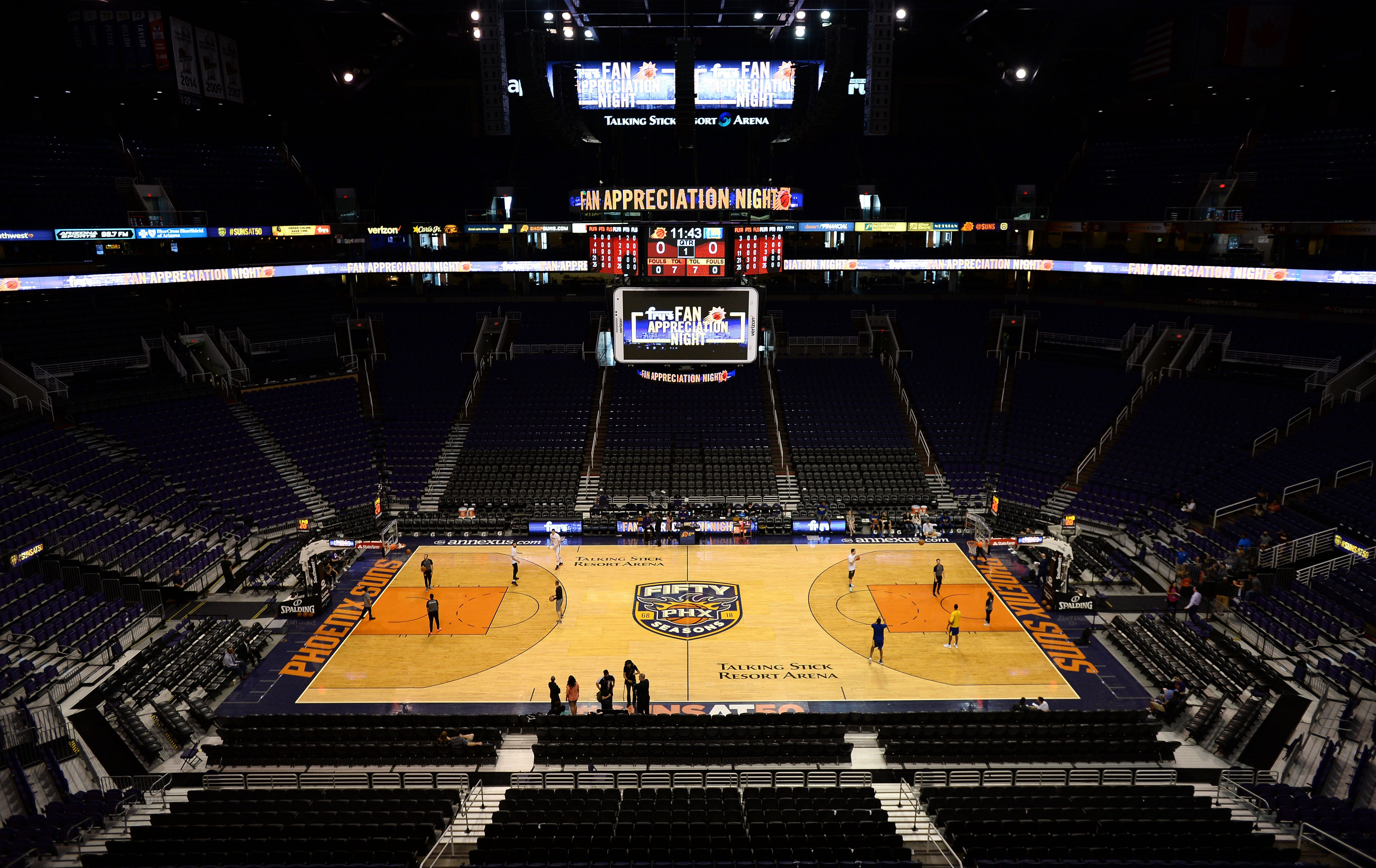 Phoenix Suns arena deal would perhaps maybe restful be carried out, but it wants to be sweetened