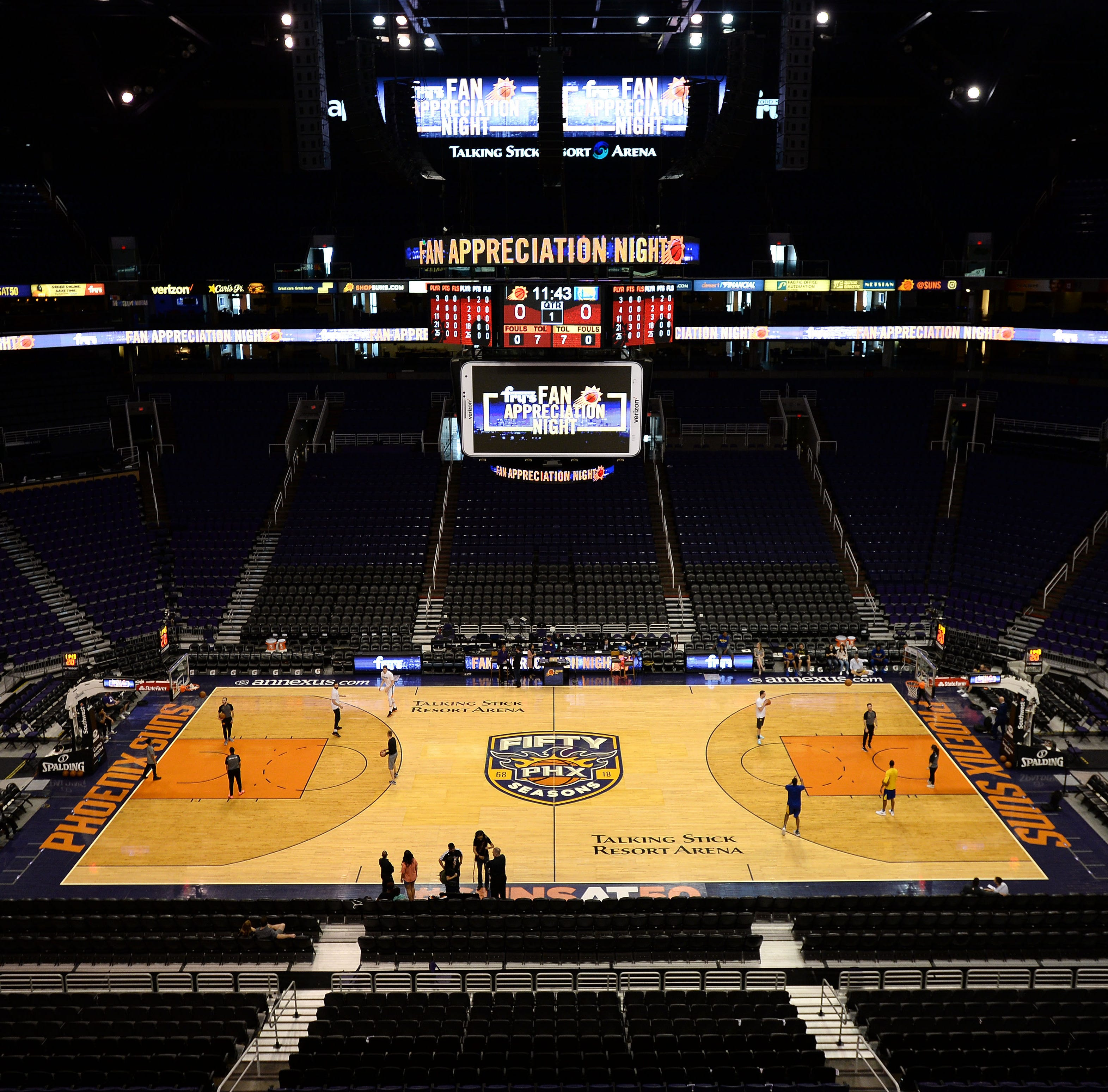 Robert Sarver began laying the groundwork for Suns to get a new or updated arena years ago