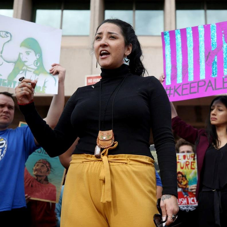 Tucson judge orders deportation of immigrant-, reproductive-rights activist