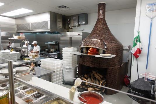 Mimi Forno Italiano Kitchen