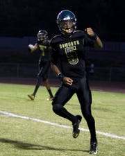 During his high school career, Jayden Daniels completed921 of 1,389 pass attempts(66.3%) for 14,007 yards with 170 touchdowns and 25 interceptions. Daniels committed to Arizona State Dec. 13.