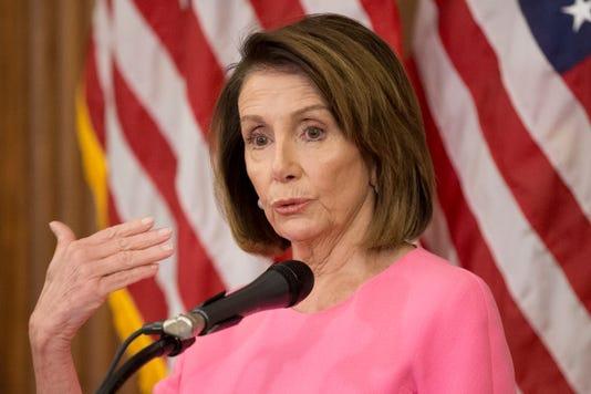 L Der De Minor A De C Mara De Representantes Nancy Pelosi En Conferencia De Prensa Sobre Resultados De Elecciones