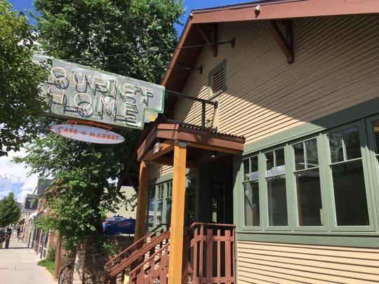El Tourist Home Urban Market ocupa una antigua pensión.