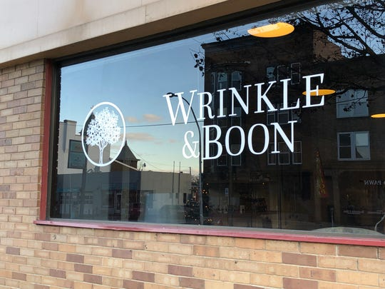 Located on Ninth Street in Lebanon, Wrinkle & Boon is part coffee shop, part gift shop, and all about the community.
