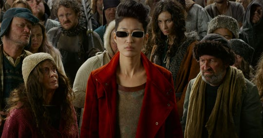 """Mortal Engines"" is playing at Regal West Manchester Stadium 13, Frank Theatres Queensgate Stadium 13 and R/C Hanover Movies."