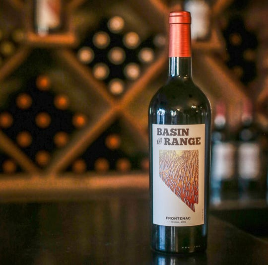 Basin and Range Cellars of Reno specializes in offbeat varietals, including this frontenac, that are suited to Northern Nevada's high desert climate.