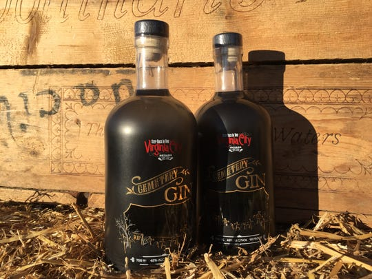 Cemetery Gin is sold at Total Wine & More, selected Raley's and other locations.