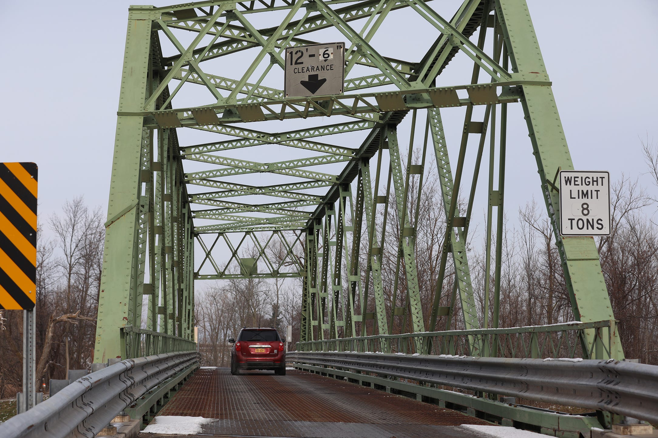$50 million project to repair historical bridges on the Erie Canal