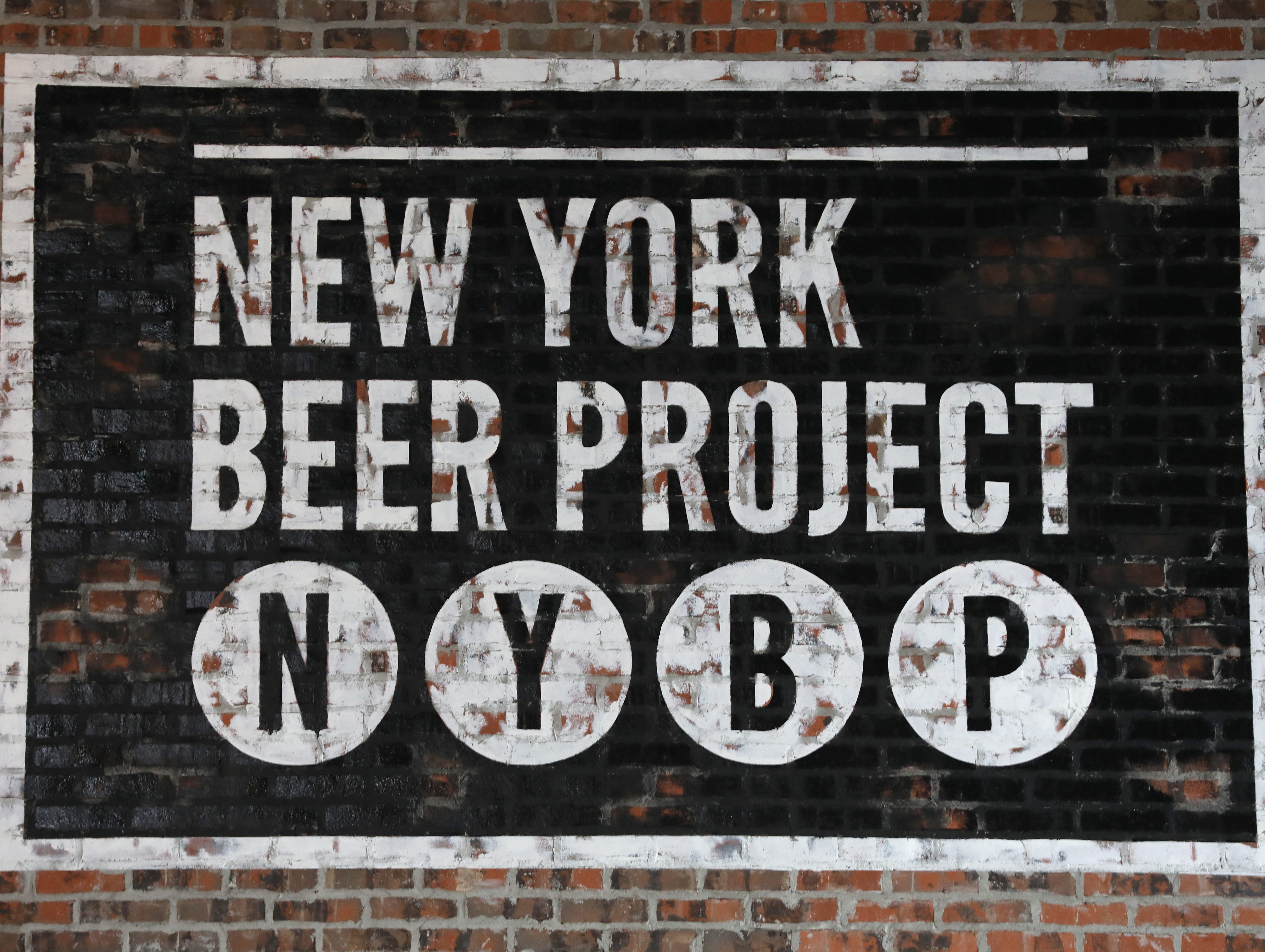 The New York Beer Project in Victor.
