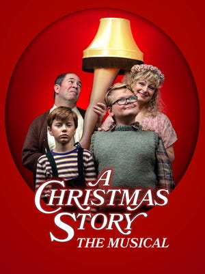 """Based on the movie of the same name, """"A Christmas Story: The Musical""""follows 9-year-old Ralphie Parker and his quest for the Holy Grail of Christmas gifts."""