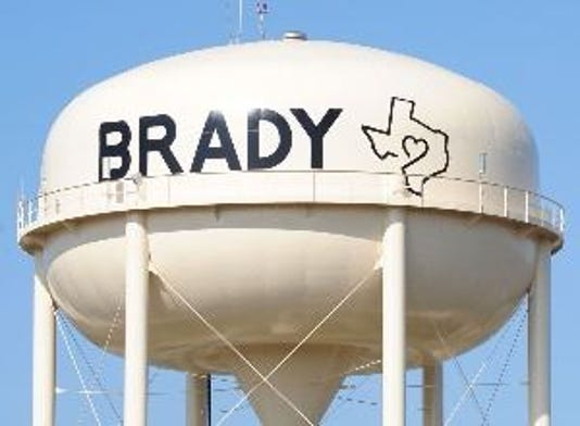 Brady Water Tower
