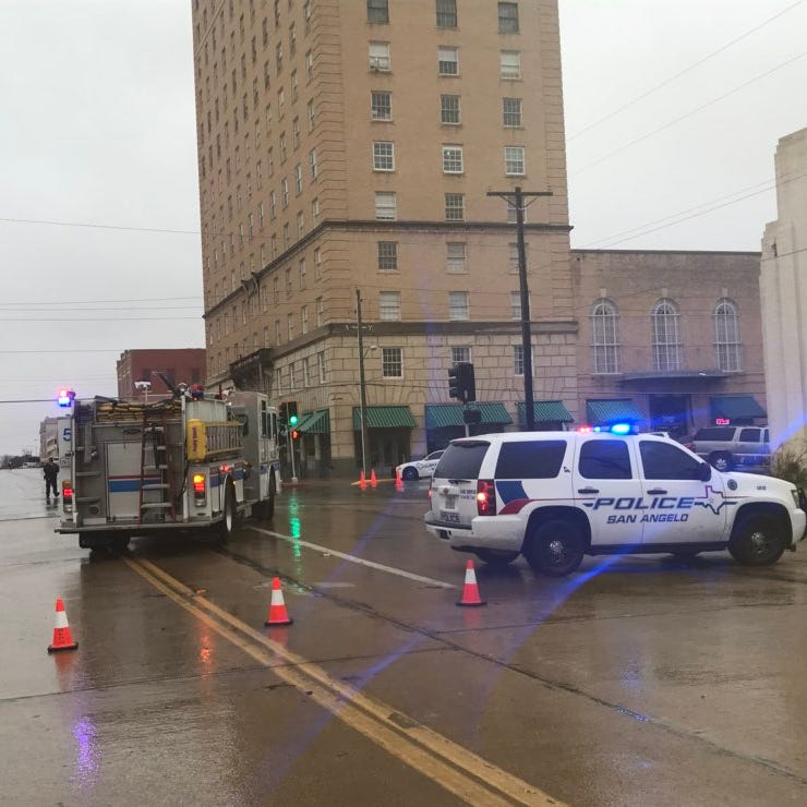 Officials investigate hoax bomb threat at San Angelo's Cactus Hotel, roads now reopened