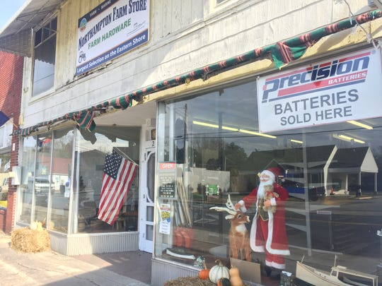 Businesses in Cheriton, Virginia are participating in 'Merry Cheriton,' a season of holiday events including a holiday market at The Local on Friday, Dec. 21 and the grand opening of the Northampton Farm Store, including a tractor parade, on Saturday, Dec. 22, 2018.
