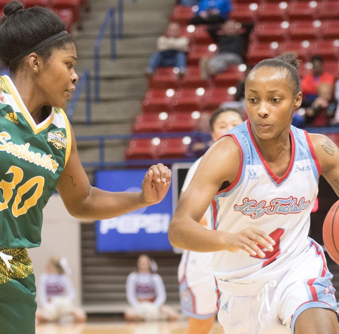 Kierra Anthony, Amber Dixon lead Techsters past Southeastern Louisiana