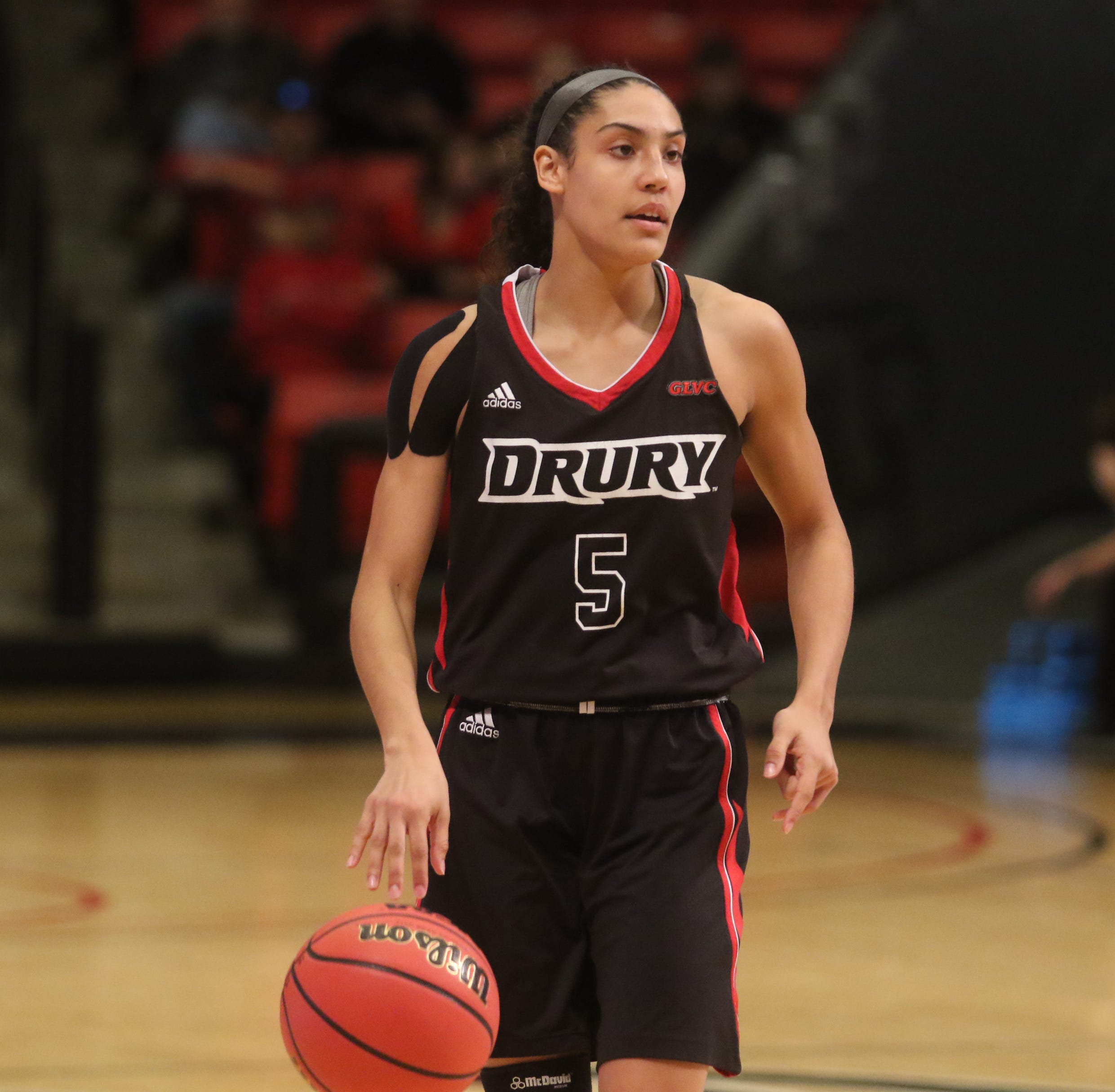 Drury guard drives relentless pressure