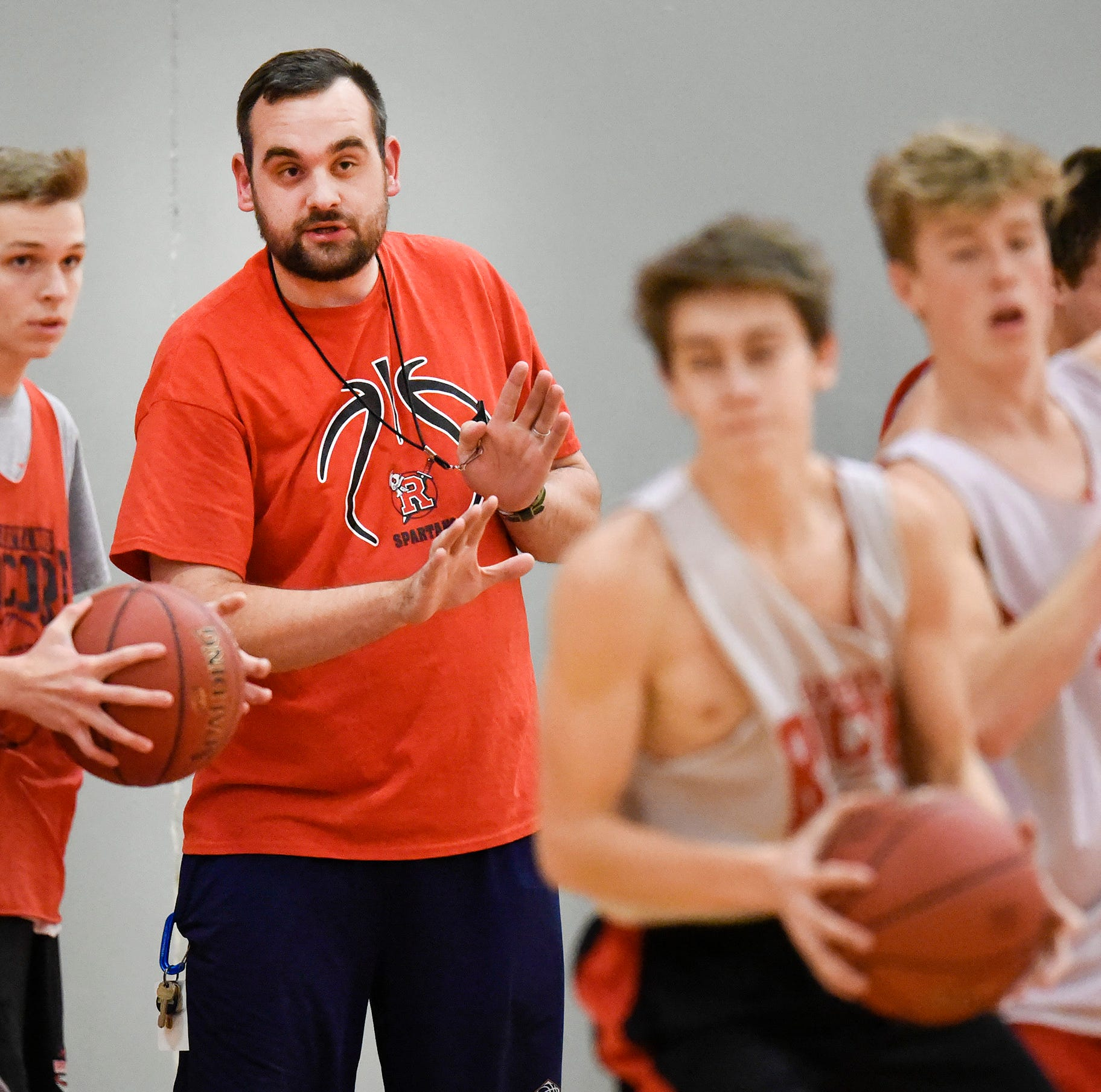 Peterson excited for opportunity to lead ROCORI boys basketball program