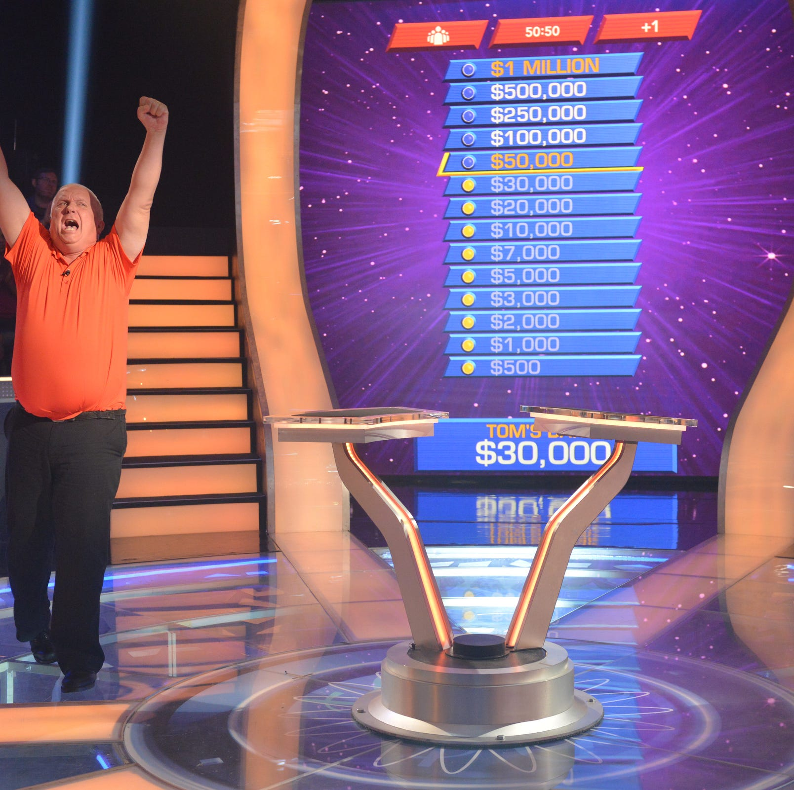Longtime local sportswriter wins big on 'Who Wants to Be a Millionaire?'