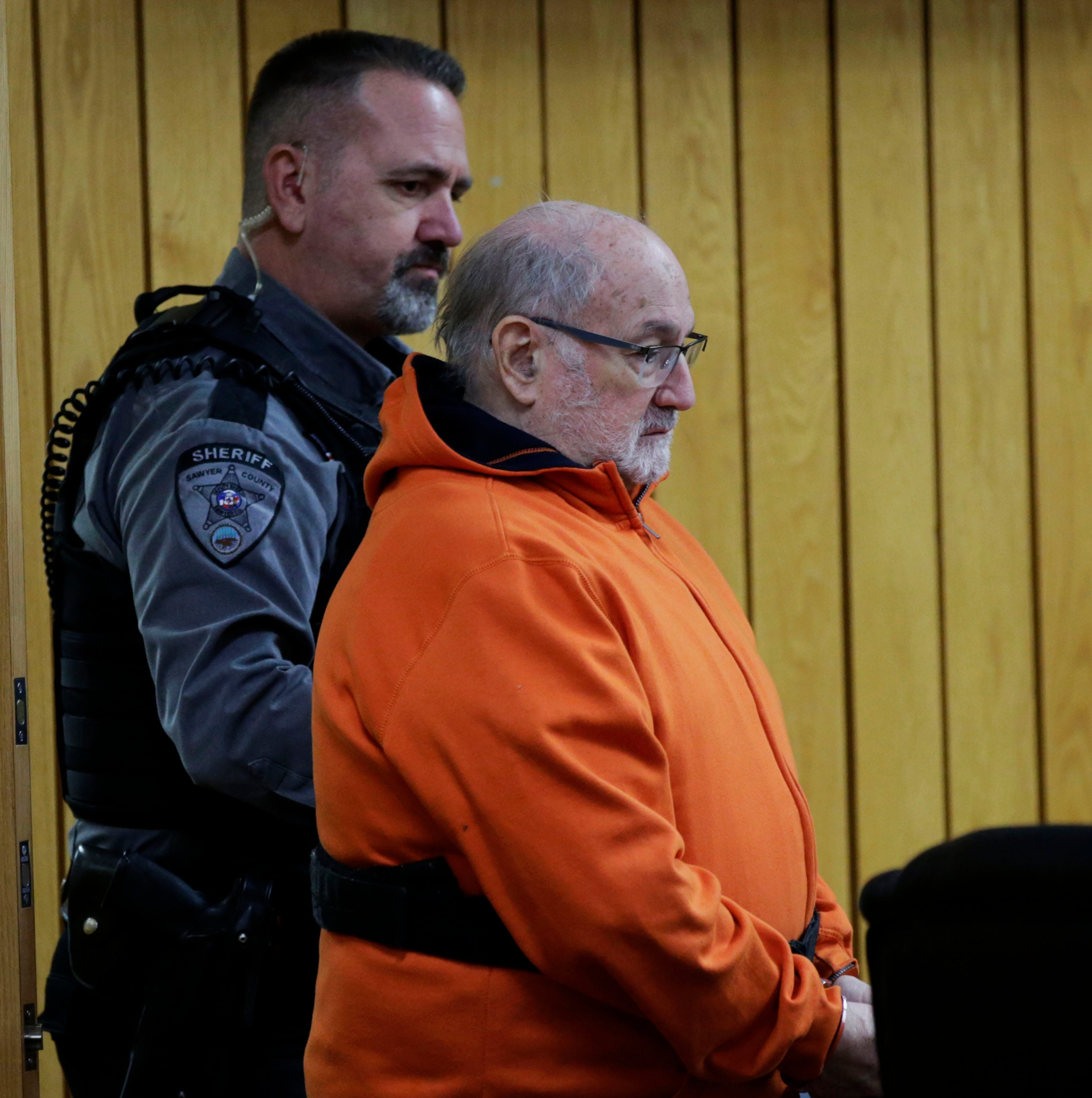 Priest abuse: Thomas Ericksen seeks plea deal to avoid jury trial in Sawyer County