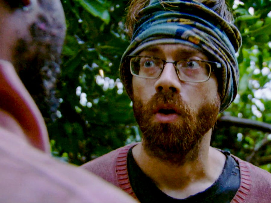 """Survivor"" episode 13:  Christian Hubicki"