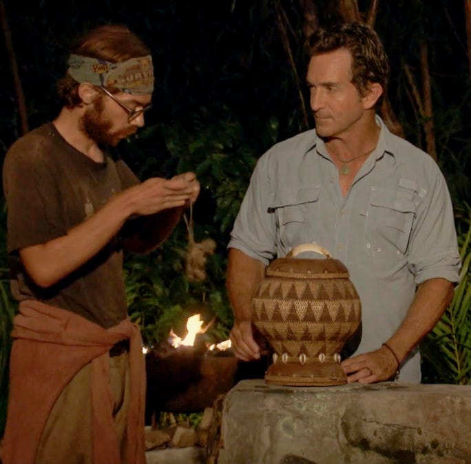 FAMU/FSU professor Christian Hubicki voted out of 'Survivor'