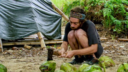 """Survivor"" episode 13:  FAMU/FSU professor Christian Hubicki"
