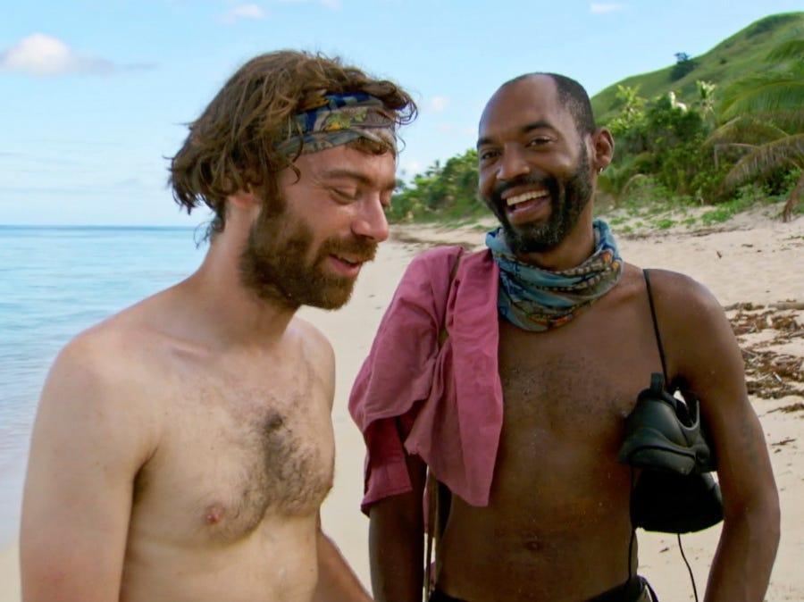 """""""Survivor"""" episode 11:"""