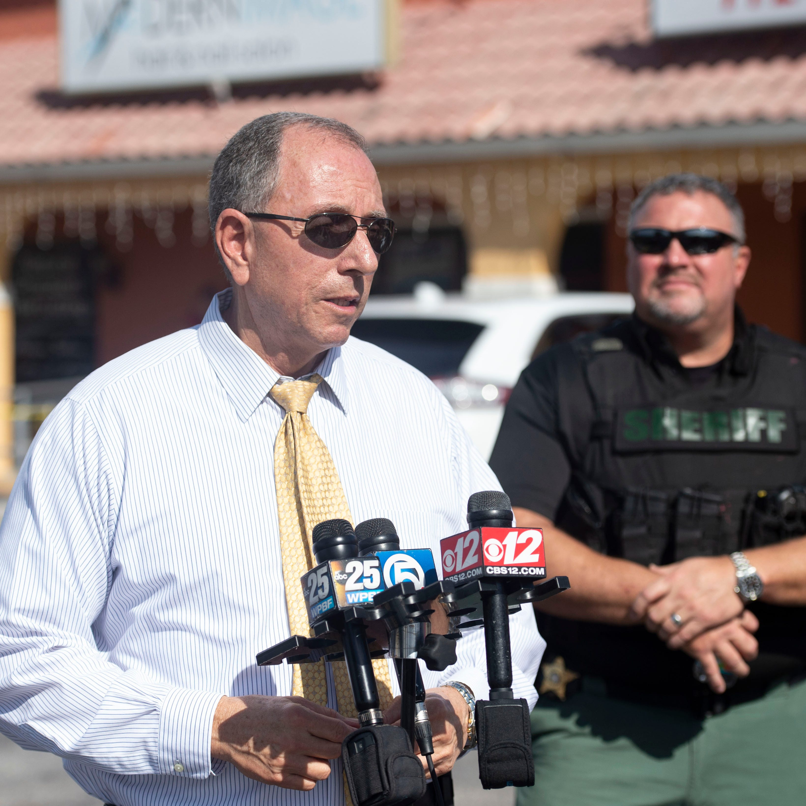 If authorities won't condemn Jensen Beach shooting, they condone it