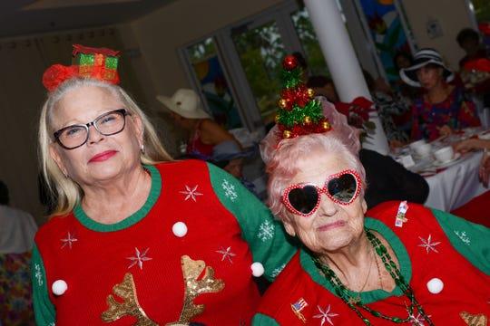 Marguerite and Adele Gallo