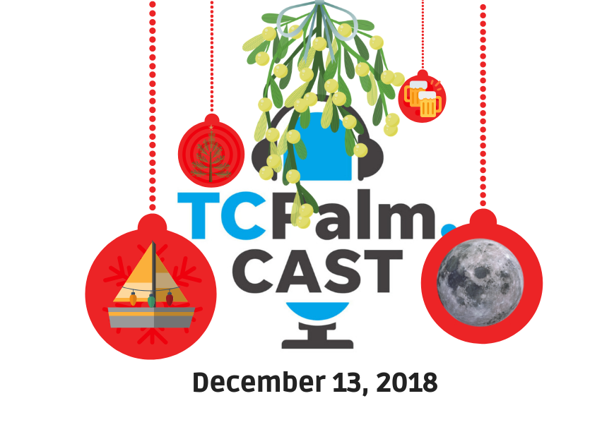 TCPalmCAST | Dec. 13: Boat parades, moon-gazing, holiday displays and more this weekend