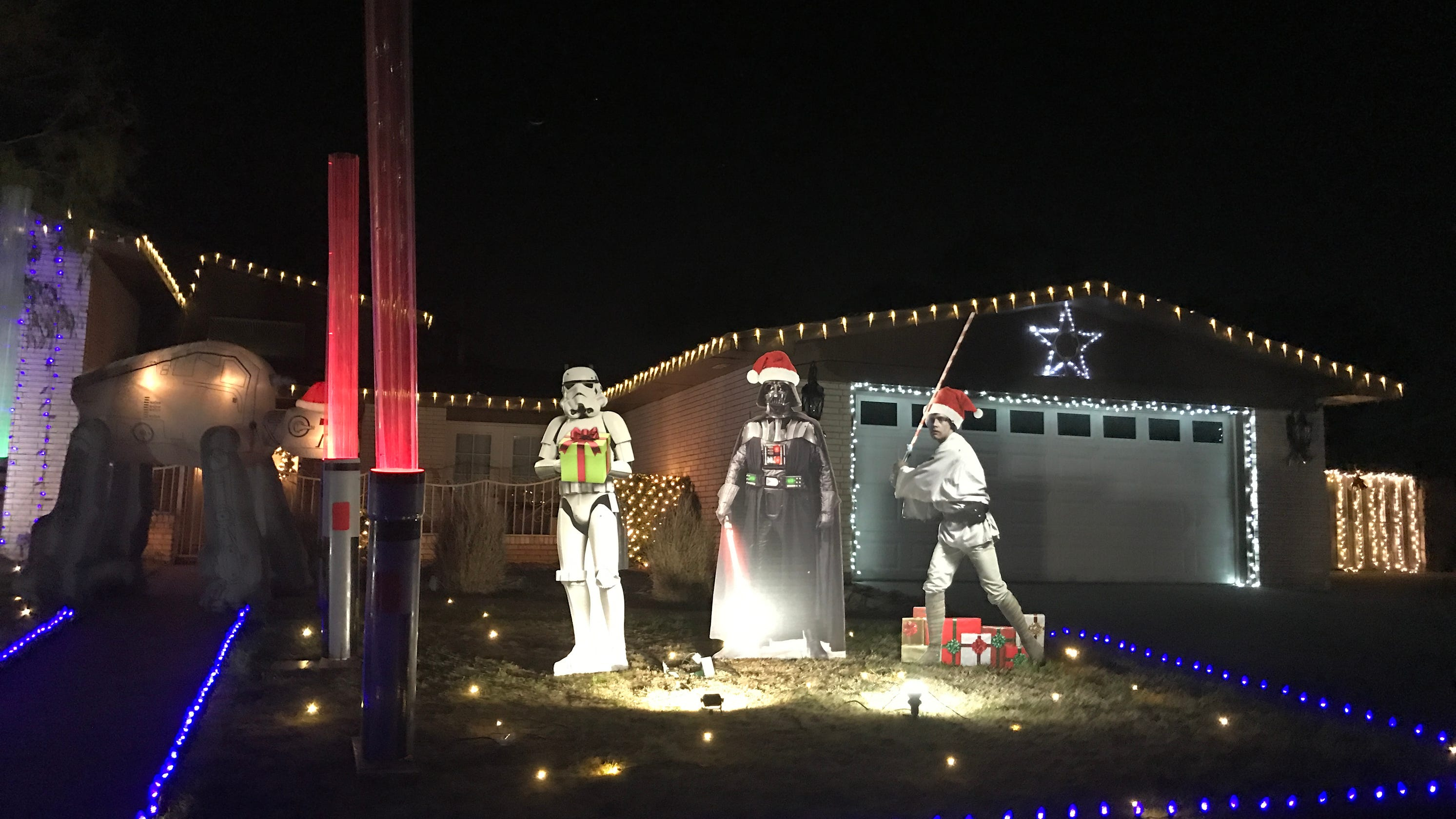 Fred Loya Light Show 2020.What To Expect At 2018 Eastridge Fred Loya Christmas Light
