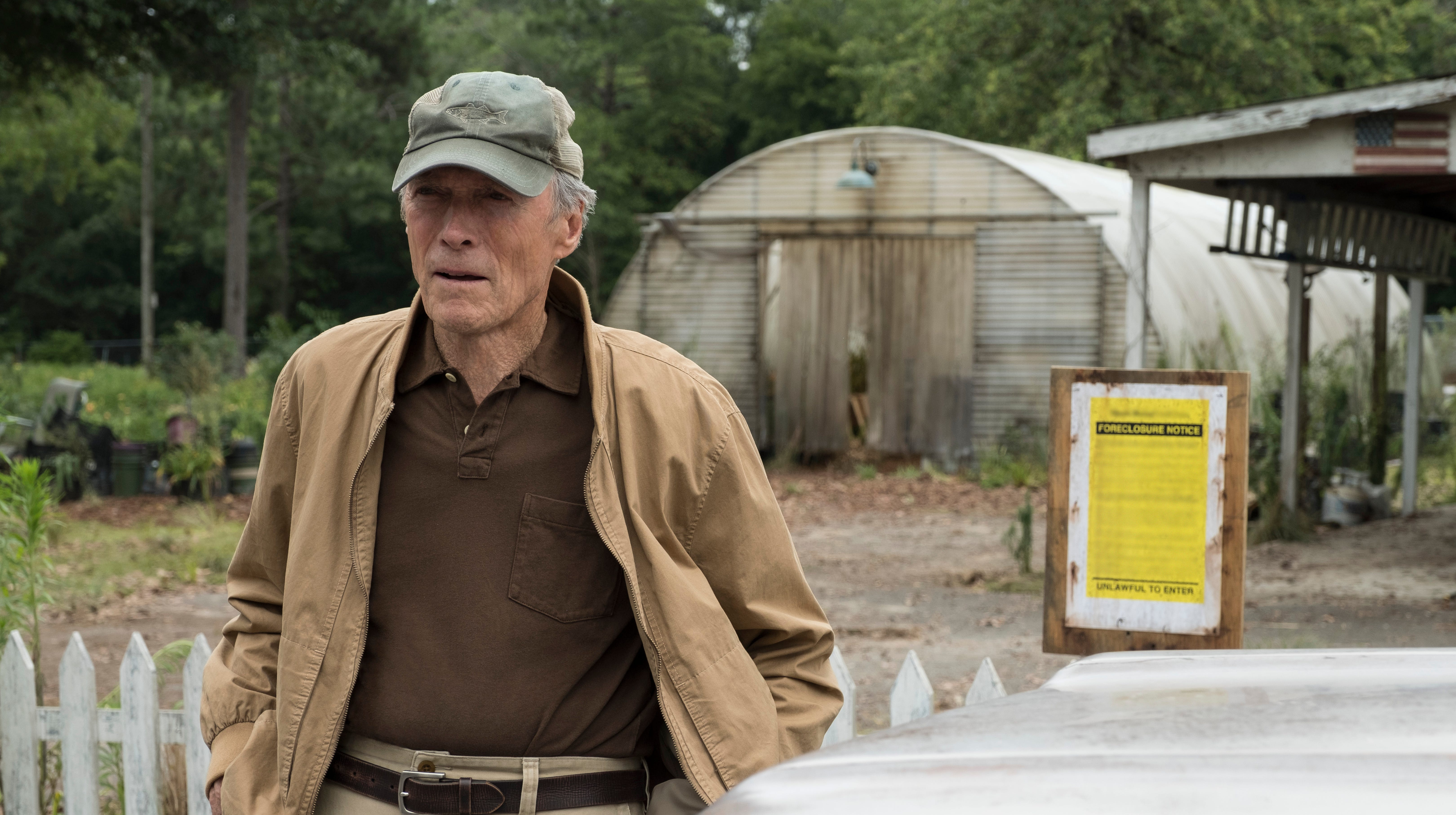 """This image released by Warner Bros. Pictures shows Clint Eastwood in a scene from """"The Mule."""""""