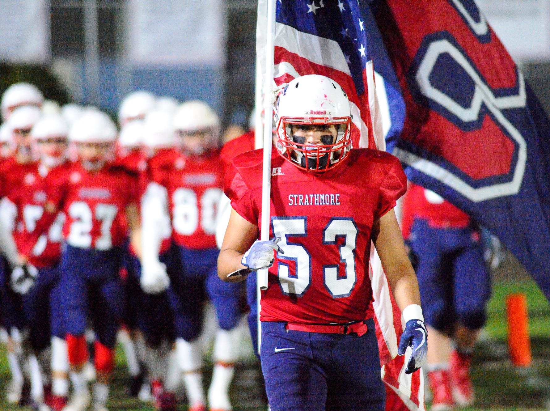 Strathmore on a roll heading into state title game