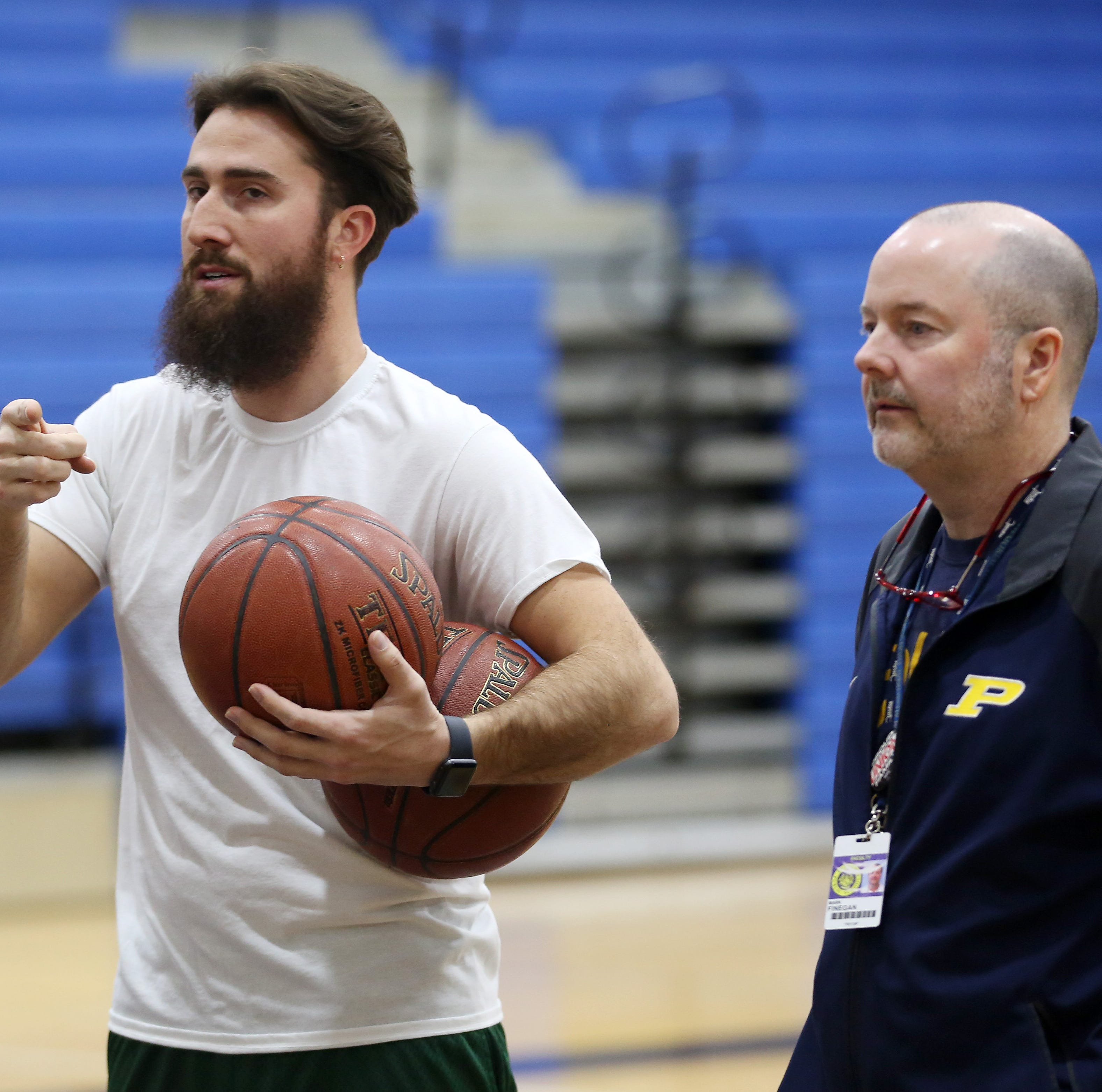Boys basketball: Longtime Pelham coach switches roles with former star, assistant