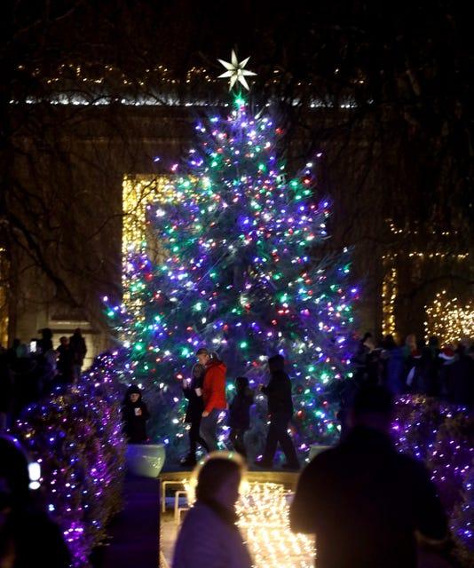 Grand Holiday Illumination