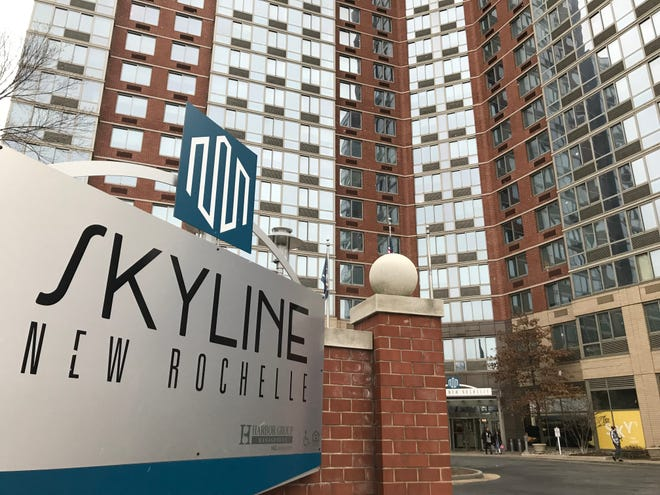 The 39-story rental apartment complex on Memorial Highway has been sold for $259 million. The new owner, Harbor Group International, has renamed the complex as Skyline New Rochelle.
